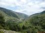 De Saint Thomas les Bains à Planès le 2 juin 2013