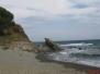 La tour de Madeloc depuis Banyuls sur Mer le 23 septembre 2012