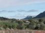 Le sentier desPélerins de Galamus le 02 décembre 2012