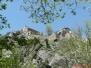 L\'Abbaye de Saint Martin du Canigou le 12 mai 2013