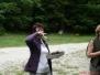 Le Madres depuis le col de Jau les 9 et 10 juin 2012
